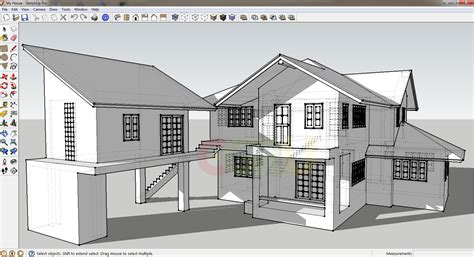 3d modeling with sketchup make trimble sketchup world