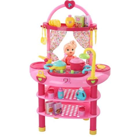 baby alive doll 3 in 1 cook 'n care set $40 (reg $69)