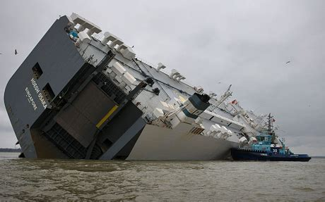 boat salvage laws uk stricken ship s cargo of luxury cars could be scrapped