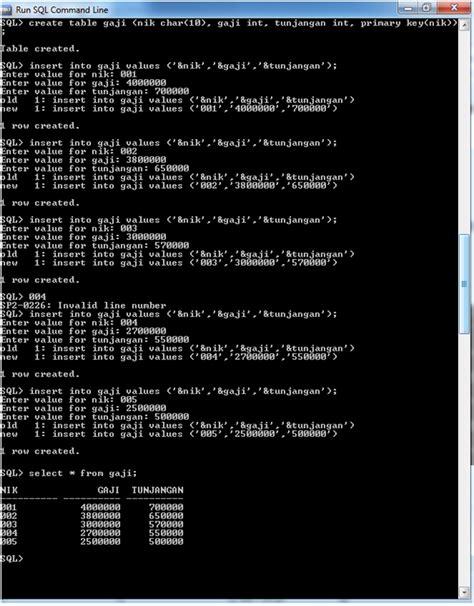 Baju Mt Kerinci bayu kaze 88 penggabungan tabel sql
