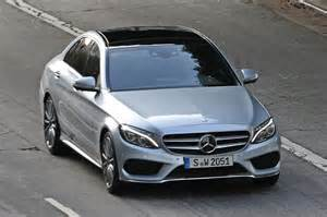 2014 Mercedes C350 Mercedes Cars News 2014 C Class Spotted Undisguised