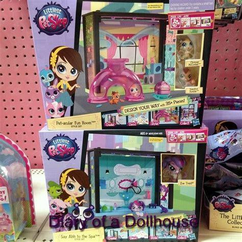 Saleee Lalaloopsy Petshop browsing the doll aisles in target and walmart walmart
