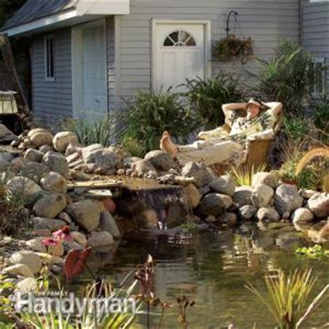 Backyard Coy Ponds by 7 Ideas For Building A Koi Fish And Backyard Pond Home