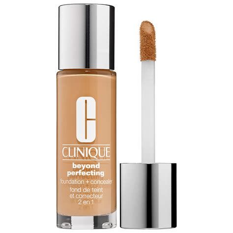 clinique beyond perfecting foundation review mixed gems