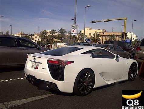 lexus kuwait lexus lfa in kuwait
