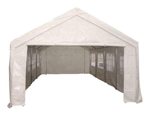 pavillon 8x4 profi pvc pavillon zelt festzelt 4x8 meter weiss