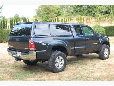 Toyota Tacoma Canopy Toyota Tacoma Canopy Maple Bay Cowichan