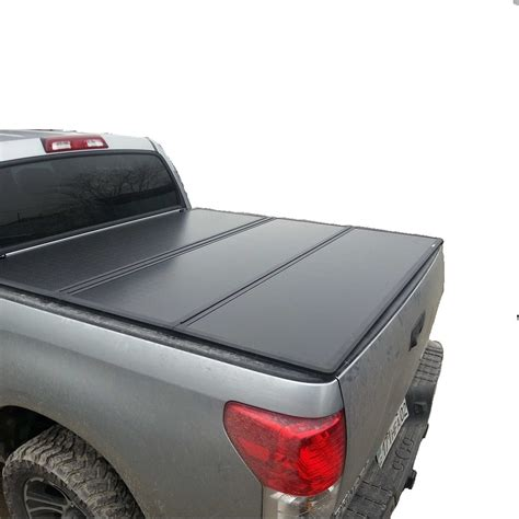 hard tri fold bed cover online buy wholesale hard tonneau cover from china hard