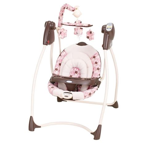 baby swings up to 50 pounds graco lovin hug baby swing betsey