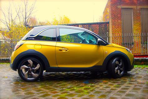 vauxhall adam rocks vauxhall adam rocks air review driving torque