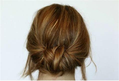 tutorial rambut sederhana tutorial rambut gaya sanggul pengantin sederhana dan cepat