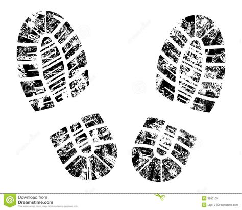 Show That Shoe Collection With A Footprints Shoe Rack by Footprint Clipart Boot Pencil And In Color Footprint
