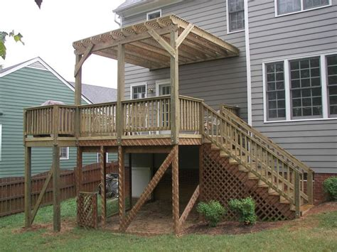 second story deck plans pictures second story deck designs google search mike s awesome