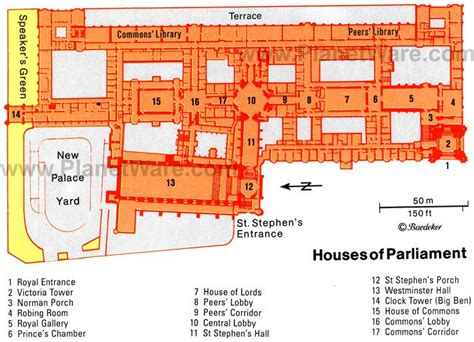 layout of house of lords london houses of parliament floor plan map heraldry