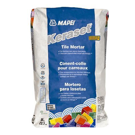 mapei keraset thinset white dryset mortar 11 mpt keraset w 11 mpt keraset w