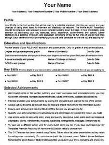 Curriculum Vitae Lawyer by Cv Templates Learn How To Write A Powerful Cv