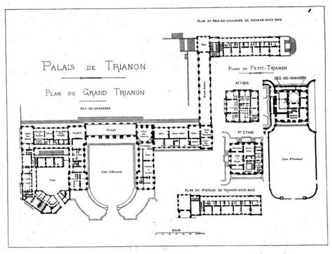 petit trianon floor plan 49 best petit trianon images on pinterest marie