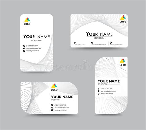 Business Card Name Position