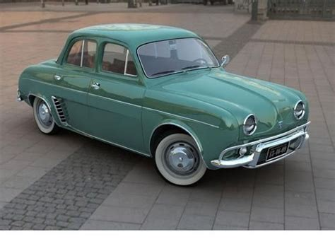 1959 Renault Dauphine 1959 Renault Dauphine Cars Motorcycles I Ve Owned