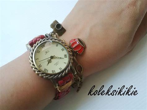 membuat gelang couple sendiri membuat jam tangan gelang sendiri koleksikikie