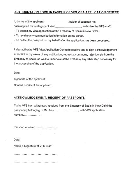 Letter Of Explanation Sle Visa authorization letter sle visa 28 images authorization