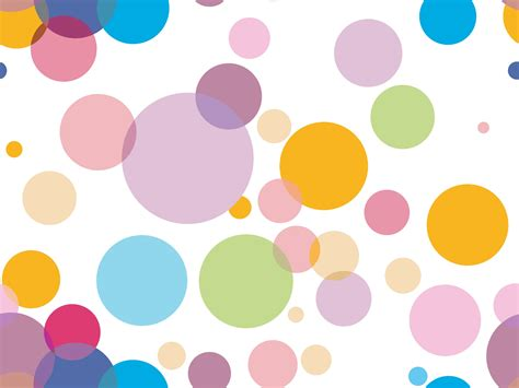 Colorful Dots Wallpaper | colorful dots background wallpapers