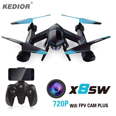 Rc Drone Quadcopter x8sw multicopter rc dron quadcopter drone with hd wifi fpv quadrocopter 2 4g 6axis remote