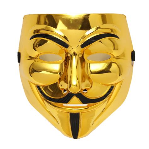 v for vendetta guy fawkes face mask halloween cosplay