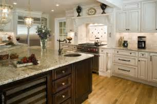 kitchen cabinet and countertop ideas kitchen countertops pictures gallery qnud
