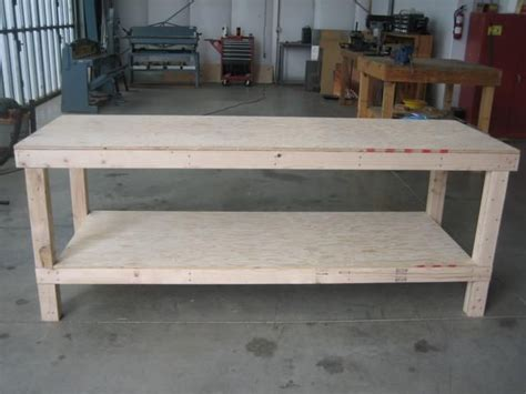 how to build a work table on the hunt for a work bench office