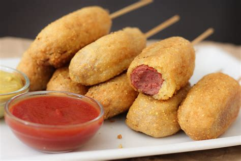 corn dogs recipe gluten free corn recipe vegan no eggs or dairy