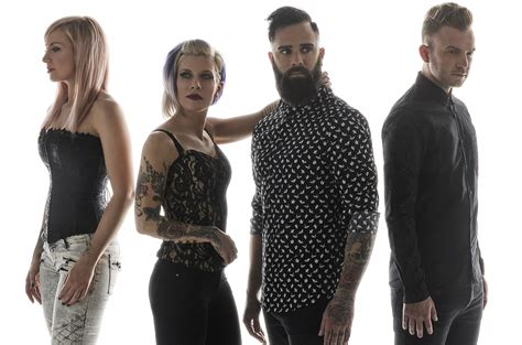 skillet talks letting loose to create the chart topping