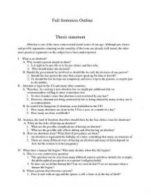 Abortion Debate Essay by Argument Abortion Should Be Illegal Argument Essay Free Essays