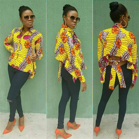 ankara blouses drool over these unique ankara tops a million styles africa