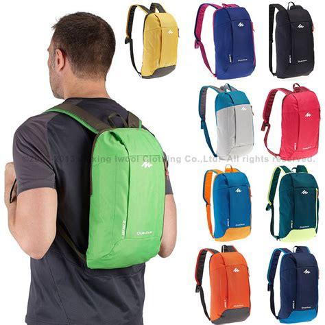 aliexpress buy quechua hiking backbags eropean sports bags travel duffle 10l
