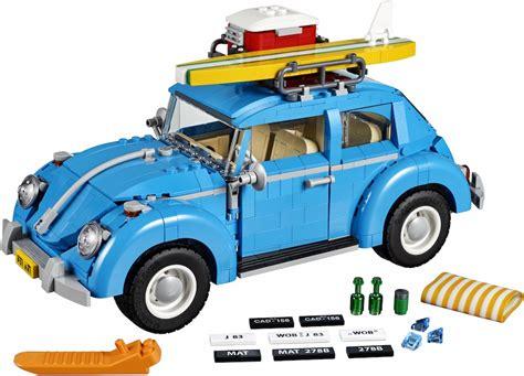 lego volkswagen beetle lego 10252 creator volkswagen beetle brand in box