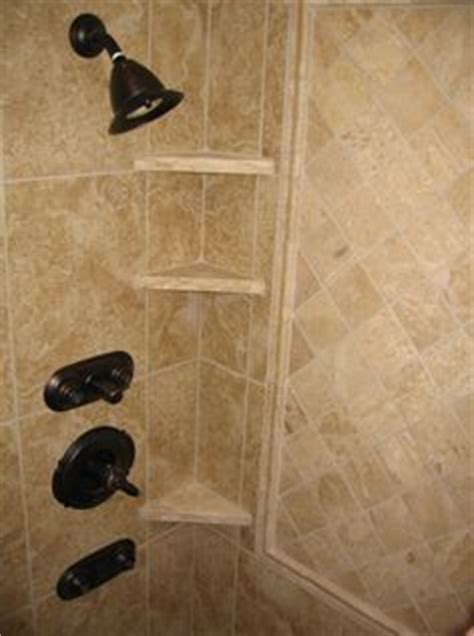 Granite Shower Shelf by Corner Shelving In Bathtub Picture Shows A Shower