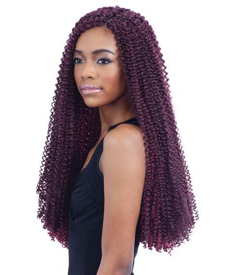 pics of crochet hair extensions bouncy braid freetress bulk crochet braiding hair