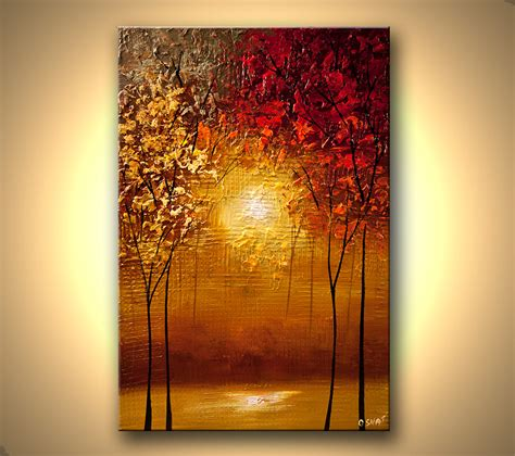 abstract trees on pinterest abstract tree painting
