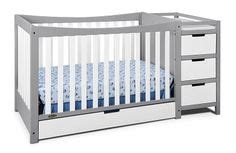 convertible cribs with changing table and drawers 1000 ideas about crib with changing table on