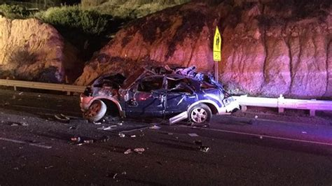 Traffic Accident On Pch - 5 people injured in car crash on pacific coast highway near laguna beach abc7 com