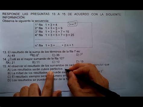 preguntas icfes matematicas 11 1 problemas de estad 205 stica tipo icfes prueba saber 11