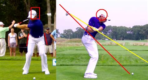 down swing sergio garcia golf swing analsysis consistentgolf com