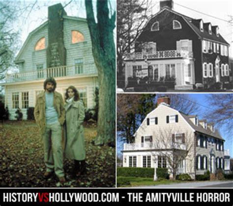 amityville horror house address the amityville horror house at history vs hollywood the movie house left vs the