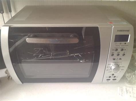 Farberware Countertop Convection Oven With Rotisserie by Tabletop Convection Rotisserie Oven Toaster Oven Saanich