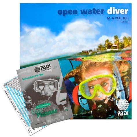 dive shop uk padi open water diver manual rdp table metric dive