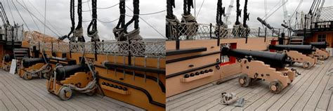 hms victory to be re painted in battle of trafalgar colours after 210 years national museum of