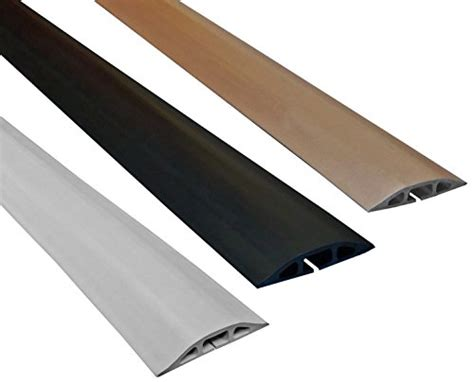 decorative l cord covers d 2 quot low profile quot rubber duct cord cover length 5ft
