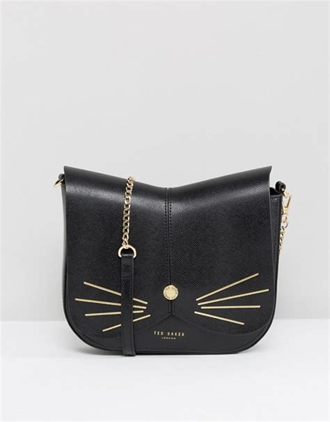 Ted Baker Stud The Bag From Asos by Ted Baker Ted Baker Cat Cross Bag