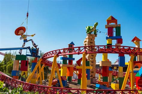 disney world uk walt disney world s toy story land will open on june 30